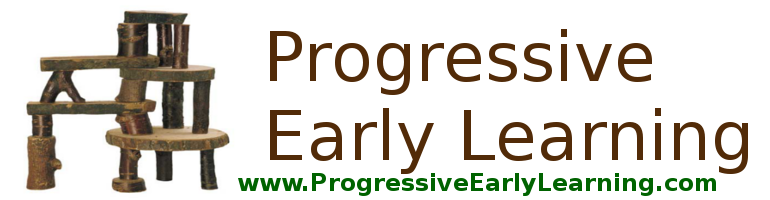 Progressive Early Learning long logo