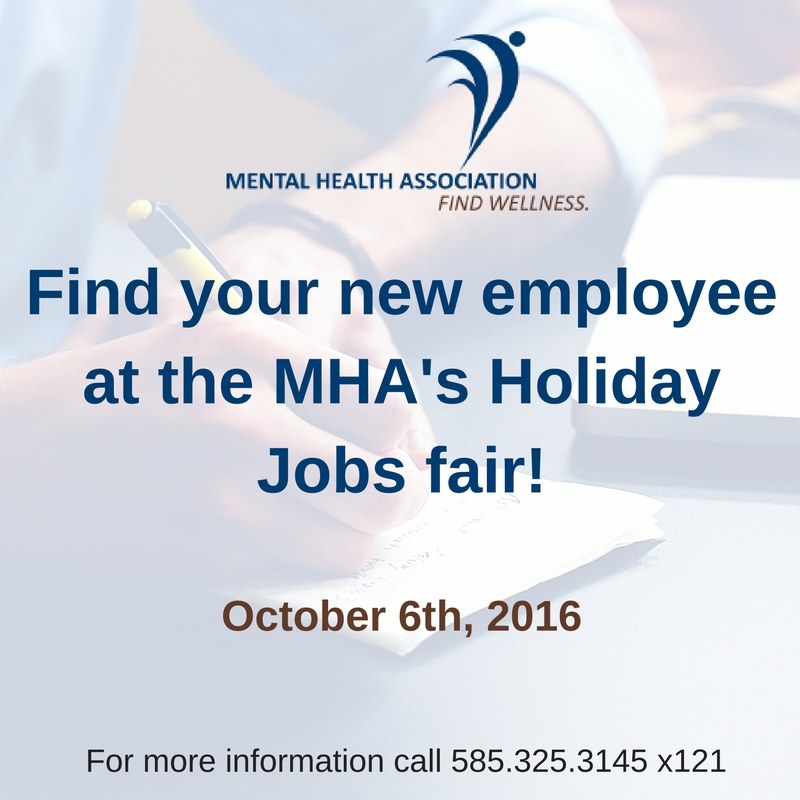 MHA Holiday Job Fair (1)